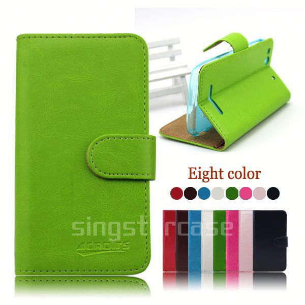 pretty nice a81ed b298b Wallet Leather Flip Case Cover For Nokia Asha 210 - Buy Cover For Nokia  Asha 210,Case Cover For Nokia Asha 210,Flip Cover For Nokia Asha 210  Product ...