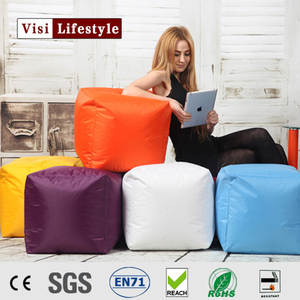 visi puff bean bag ottoman furniture