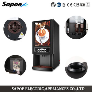 Oem Custom Design Coffee Tea Vending Machine From Sapoe