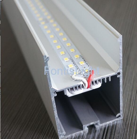 Top Quality 2835 Smd Ac Led Linear Pendant Light Aluminium ...