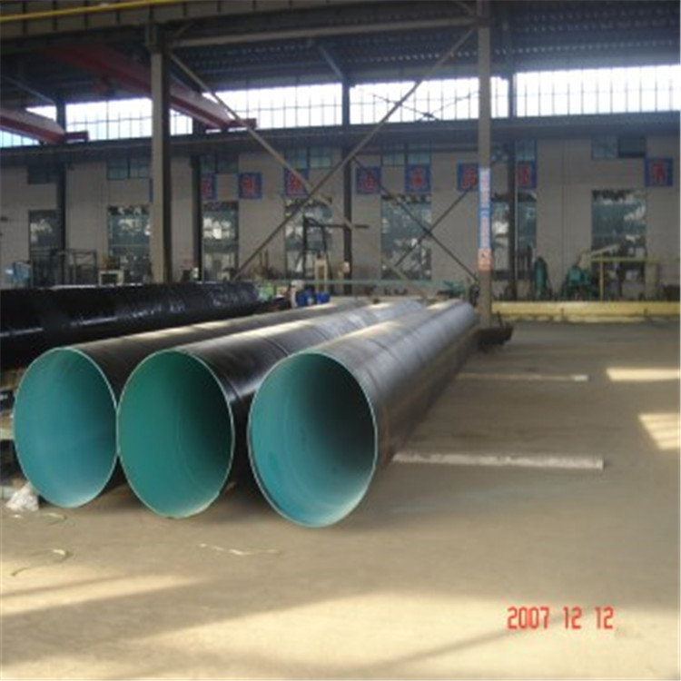 oil and gas pipe 3 layer pe coated anticorrosive steel pipe