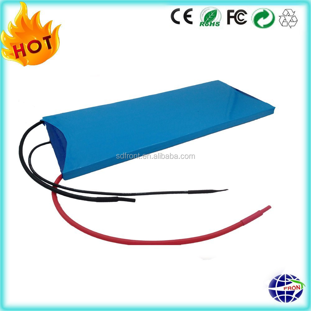 12V/24V/36V5AH/6AH/10AH/15AH/20AH lithium battery for e-skate boart