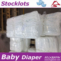 Good Quality Large Quantity Very Cheap Sleepy Disposable Baby Diaper in Bale Supplier from China