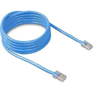 "Belkin, Patch Cable Rj-45 (M) Rj-45 (M) 1 Ft Cat 5E Molded Blue ""Product Category: Supplies & Accessories/Network Cables"""