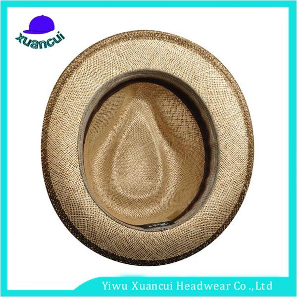 Logotipo personalizado verano Playa Sol de Panamá sombreros unisex de australia  sombrero de paja de surf 4afcf55afbc