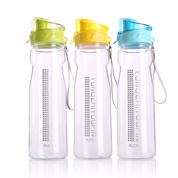 Hot sales customized logo sports hot selling kids water bottle with handle