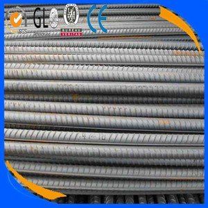best wholesale websites Reinforcement rebar steel ribbed bar iron rods for construction iron price