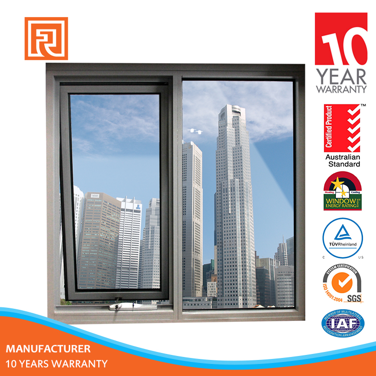 Manufacturer in China standard double hung window sizes
