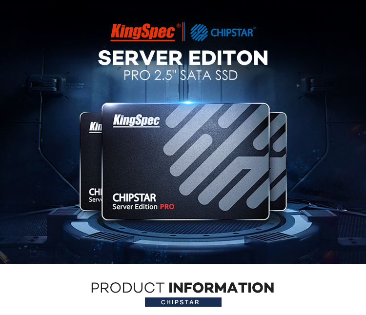 KingSpec/Chipstar New Product 480GB Ssd Sata 3 External Hard Disk
