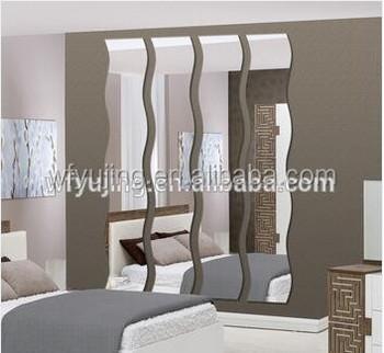 Specchi Per Camere Da Letto.2 6mm Lungo Specchi Per La Camera Da Letto Specchio Decorativo
