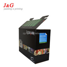 famous American brand custom paper toner cartridge packing box