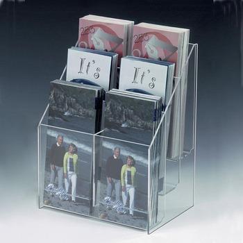 Acrylic Brochure Display Stands