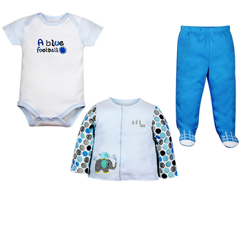 China Manufacturer Children Baby Clothes Clothing Sets Newborn Kids Winter Clothes