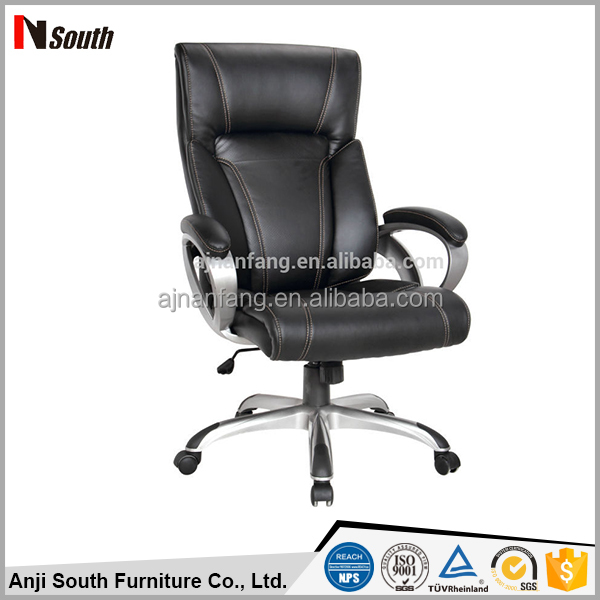 Hot heavy duty commercial swivel office chair furniture anji south china supplier