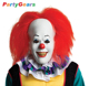 Halloween Carnival Happy Funny Joker Rubber Latex Pennywise It Clown Mask