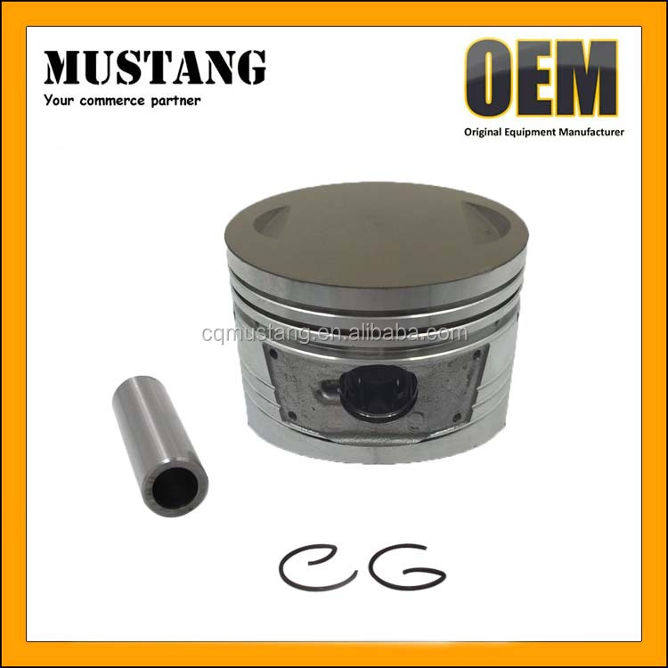 High Performance Motorcycle Engine Parts 67mm Watercooling Go Kart ATV 250cc Piston