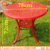 new design stackable patio furniture cast aluminum tables and chairs