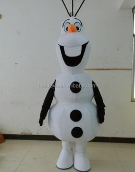 Hola snowman mascot costume/mascot costume/mascot & Hola Snowman Mascot Costume/mascot Costume/mascot - Buy Mascot ...