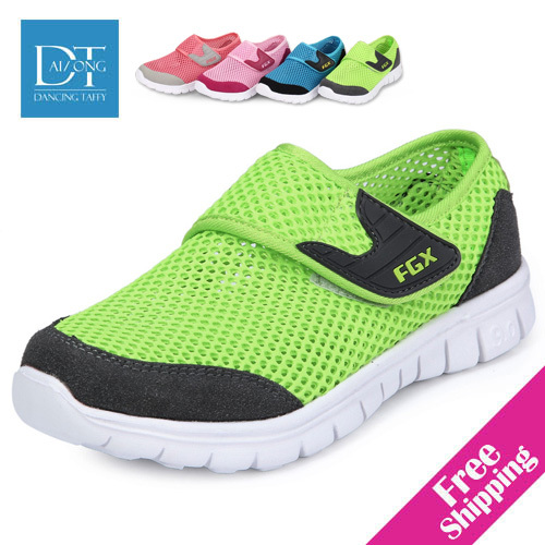 3c4ac7646e1f New 2015 Summer Children Breathable Mesh Shoes Single Net Cloth Leisure  Sports Shoes Kids Boots Children