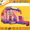 Inflatable bounce house with slide inflatable combo A3024