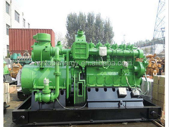 25kVA~750kVA Methane /Natural Gas /Biogas /Biomass Electric Generator