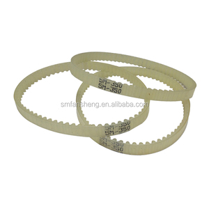 Cutting machines double side timing belt price sewing machine timing belt