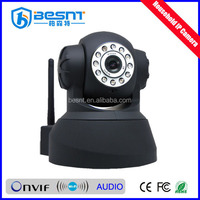 New style one way audio IP cctv camera with wifi