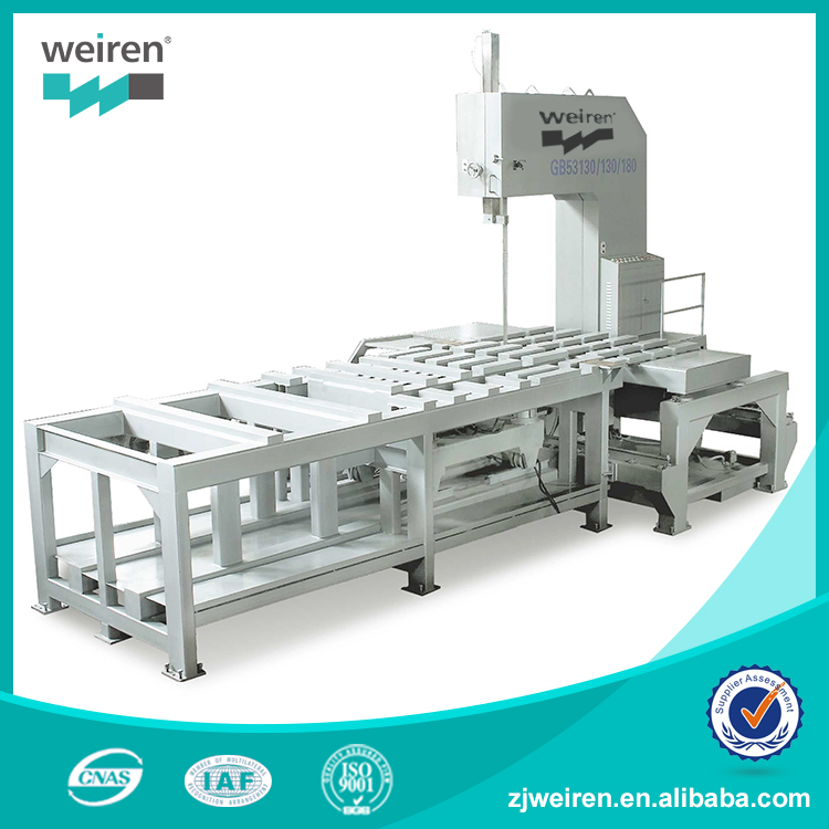 Industrial Metal Cutting Machine Vertical Band Saw For Aluminum Cut