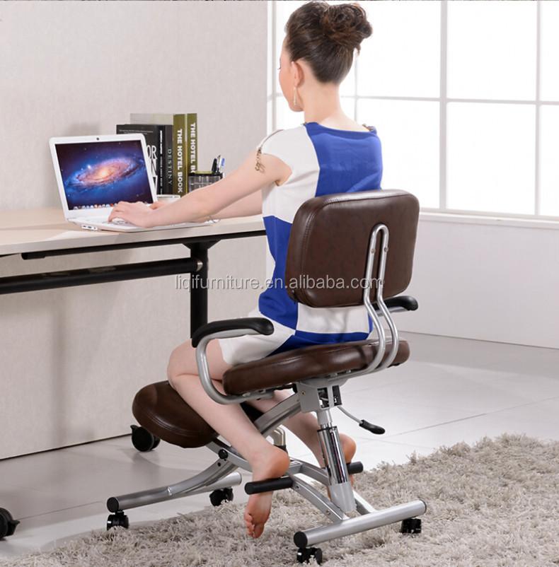 자세 교정 학습 의자 회전 레저 무릎을 꿇고-어린이 의자 -상품 ID:60333163438-korean