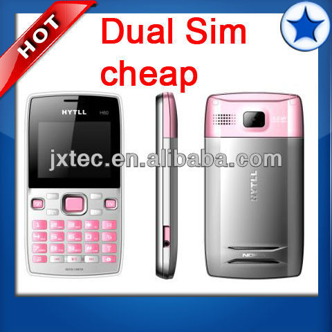 2013 cheap cellular phone dual sim chinese cell pone H60