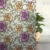 Very Thick no glue decoration sticker flower geometric pattern Privacy Frosted Stained Static Cling Glass Window Film