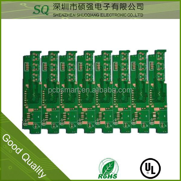 18650 iphone ibeacon pcb circuit board with the certification of UL and RoHS