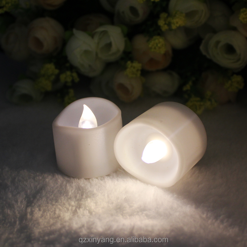 High Quality Promotional flameless electronic led candle