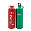 Wholesale customized colorful sports aluminum water bottle