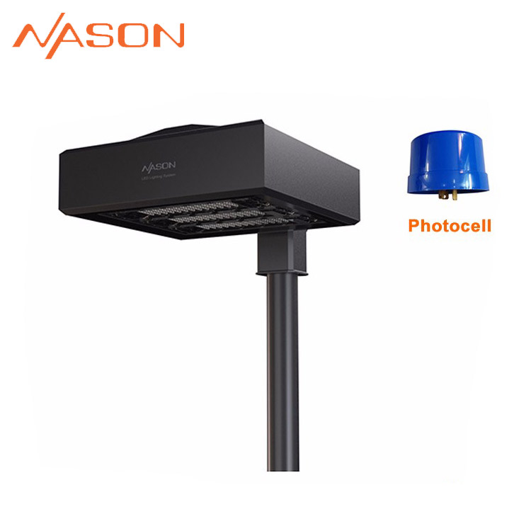 2018 Product optional smart photocell control professional optical design low glare 125Lm/w IP65 Led Street <strong>Light</strong>