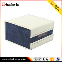 wholesale single fashion pu cheap box for man watch