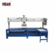 HIZAR HMBC2500 Manual bridge quartz granite marble stone slab cutting machine