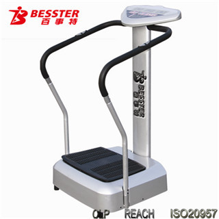 [NEW JS-065] new electric shaker gym equipment for 2012 crazy fit massage