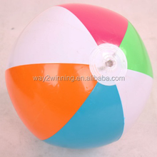 5-Colors Inflatable Beach Ball, Air Beach Ball, Outdoor Toy Inflatable Ball
