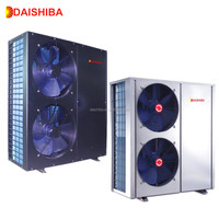 2018 Cheap hot residential air source swim pool water electric heating heat pump meeting 37M3 area