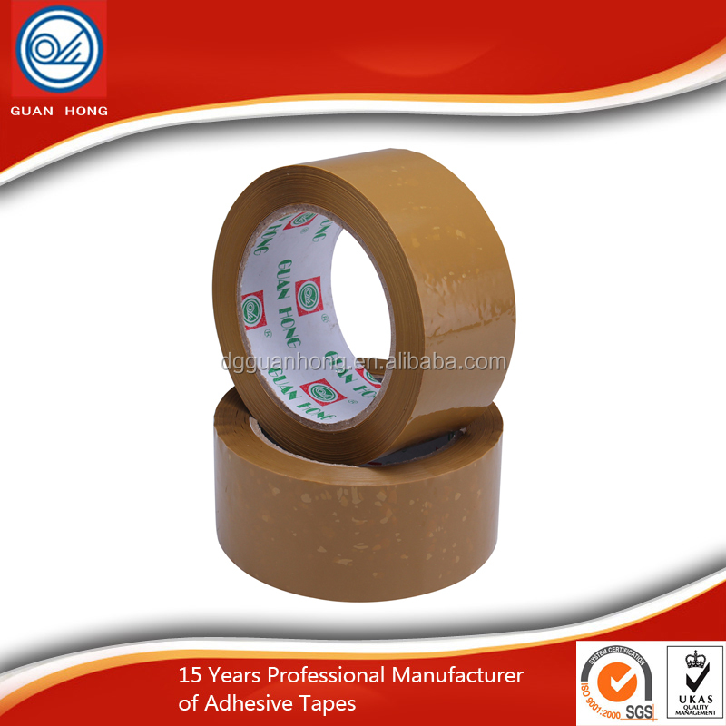 Colored 3 Inch Paper Core Brand Names Adhesive Tapes