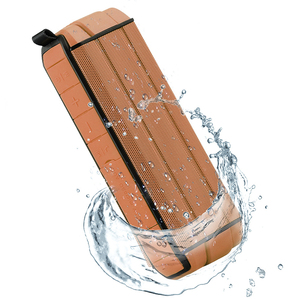 New Product Portable Speaker Bluetooth 3.0 Wireless Speaker with FM Radio for active speaker