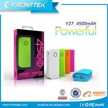 emergency mobily power charger 4000mah