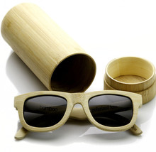 Holz und Bambus <span class=keywords><strong>Sonnenbrille</strong></span> 2017