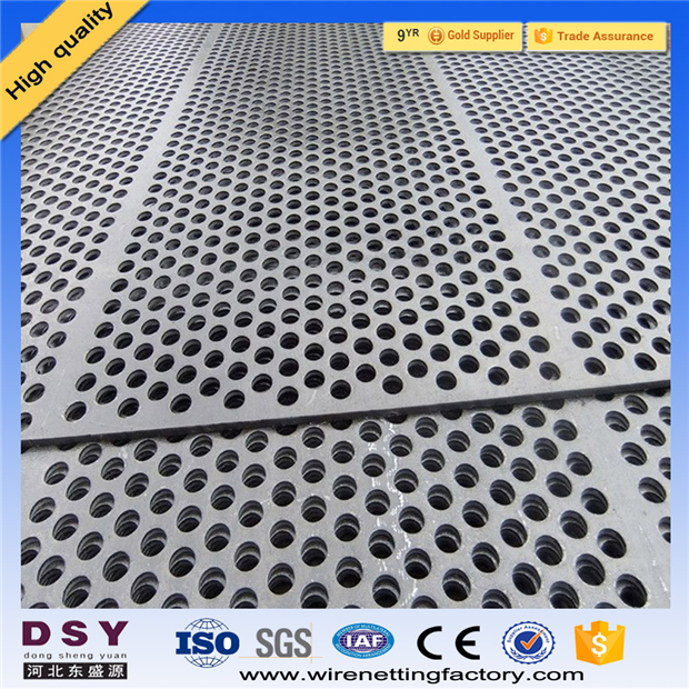 Trade Assurance Perforated Plate Sieves/Perforated Metal Screen/Perforated mesh