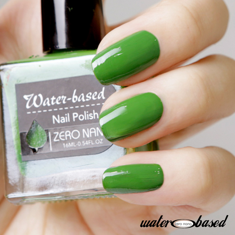 zero nana 36colors water based private label nail polish manufacturers wholesale price ZW009----ZW16