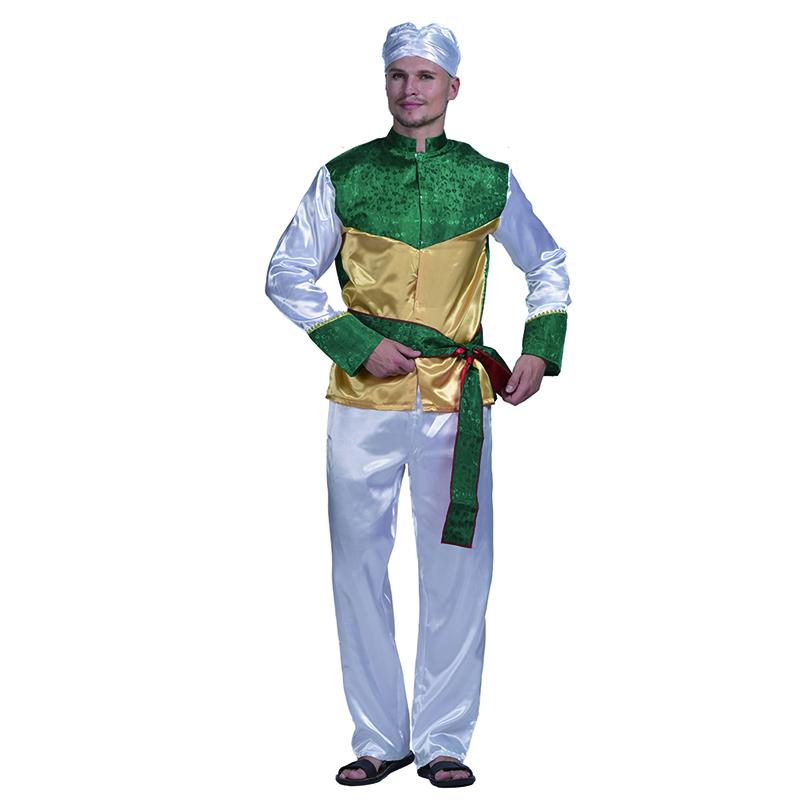 adult men party fancy dress indian man arabian costume  sc 1 st  Alibaba & Adult Men Party Fancy Dress Indian Man Arabian Costume - Buy Adult ...