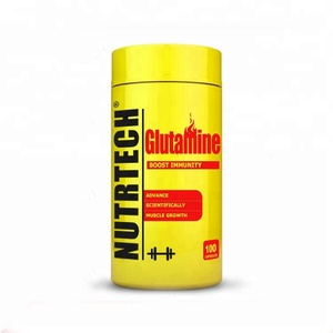 wholesale sports supplements raw material 100 l glutamine Capsules