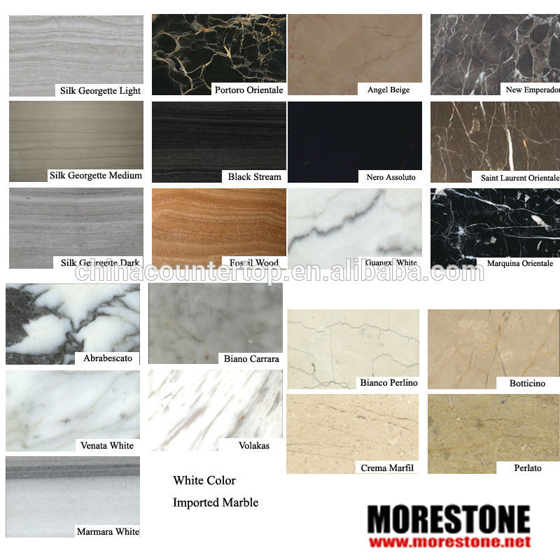 Countertop Stone Types : Marble Stone,Different Types Of Marble - Buy Different Types Of Marble ...