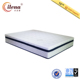Special pattern bed mattress with memory foam pillow(IL4-A070P)